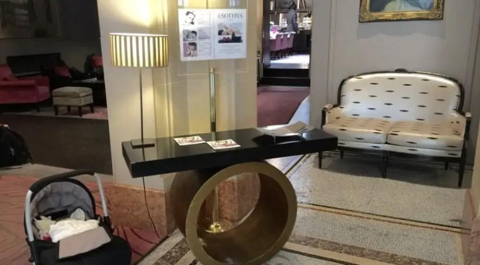 hotel 5 étoiles paris champs-élysée weekend en famille, enfant bébéthumb<em>IMG</em>9017_1024