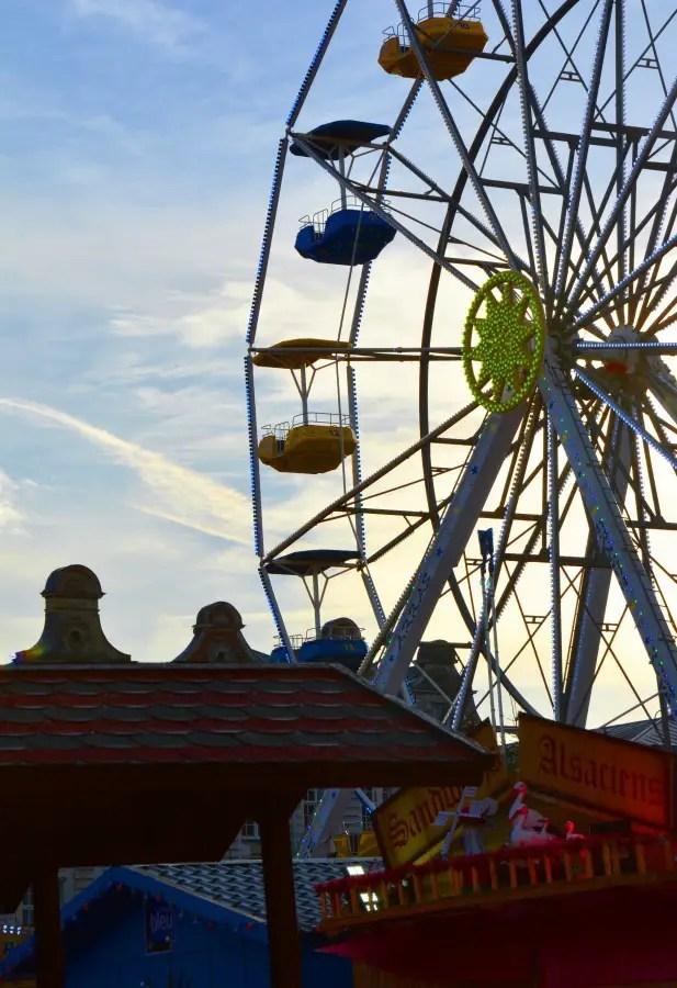 marché de Noël, voyage et enfant, voyager en famille, voyager avec bébé, blog de voyage