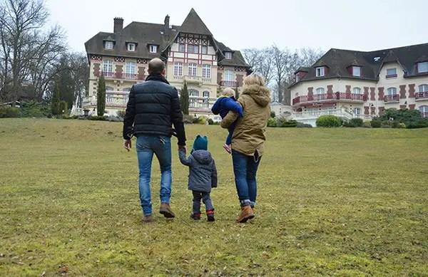 Château de la Tour en famille  à 2 heures de Paris