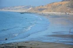 Côte d'Opale, vue sur les dunes de slack Côte d'opale