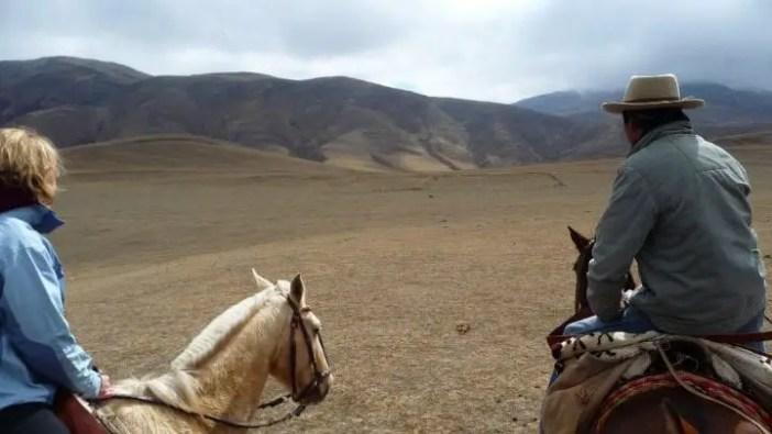randonnée à cheval en argentine- coups de coeur voyage