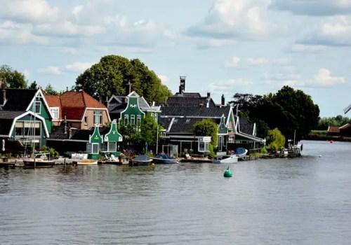 Pays-bas en famille : Les moulins de Zaanse Schans et les villages de pêcheurs