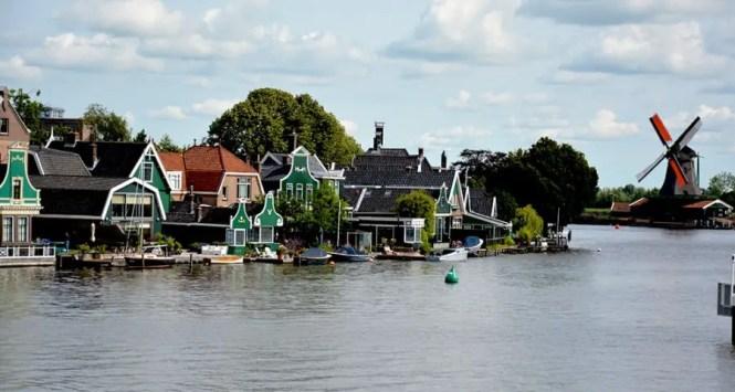 Pays-bas en famille, Zaanse schans, volendam, île de marken