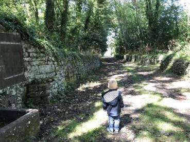 voyager seule avec un enfant Chausey avec un enfant