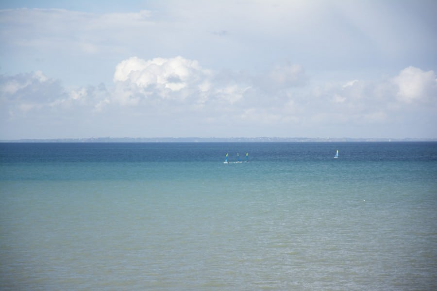 normandie en famille saint pair sur mer