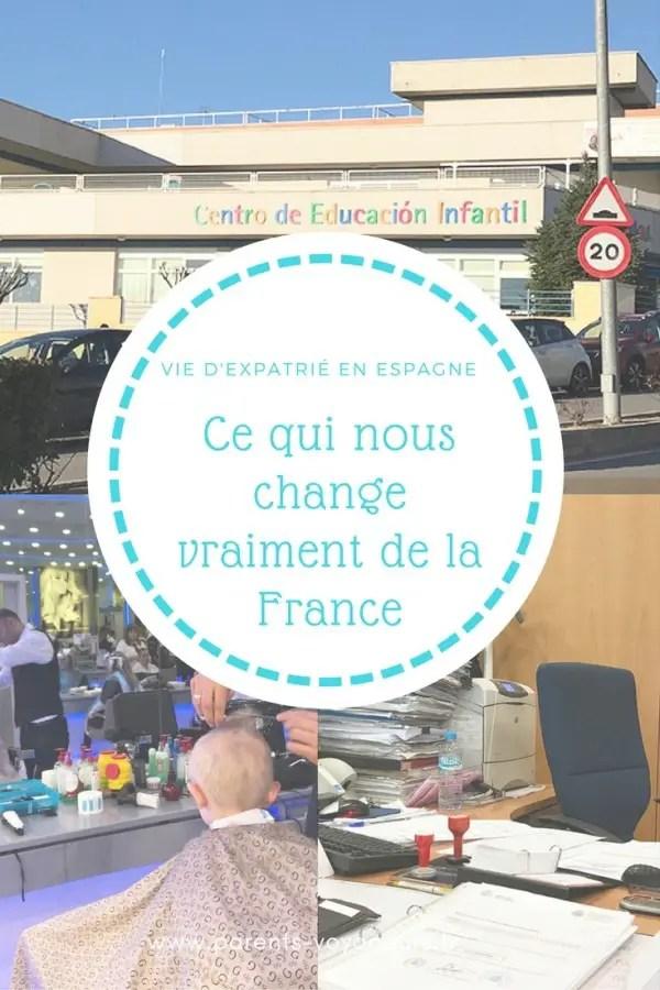 vie d'expatrié en Espagne, ce qui change de la France blog voyage en famille