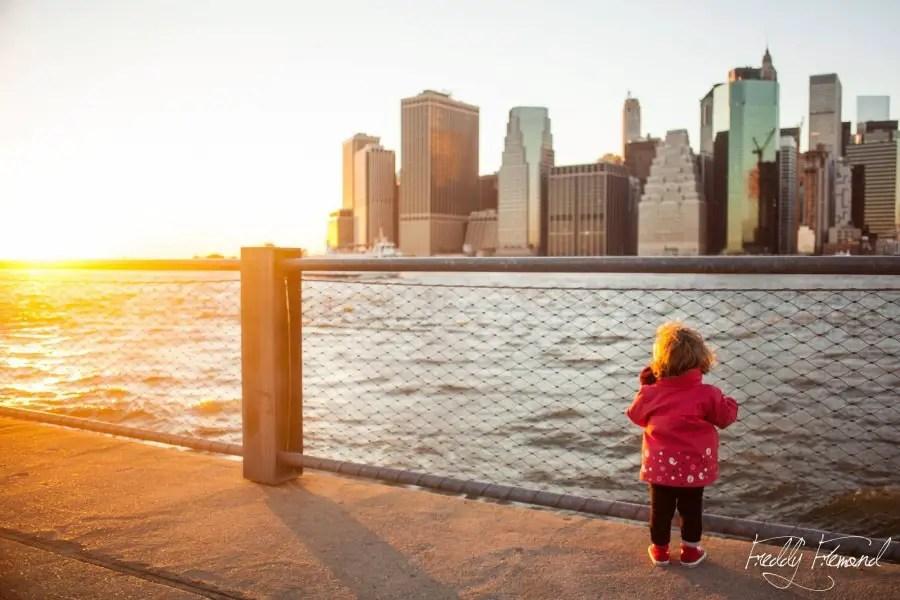 voyage à new-york en famille, new-york avec des enfants