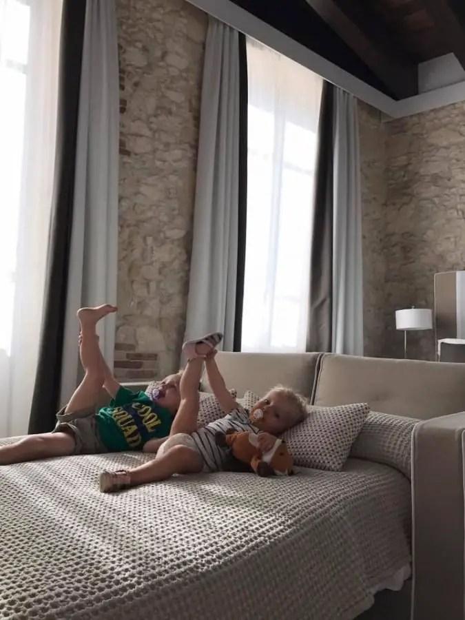 que faire à Cagliari en famille hôtel fanny