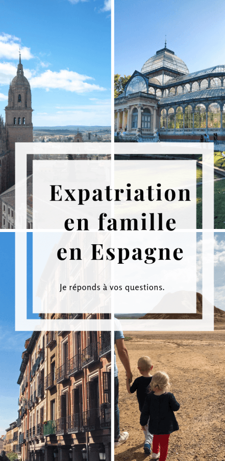 expatriation en famille