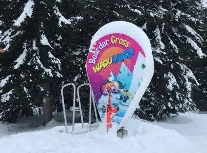 station de ski familiale alpes