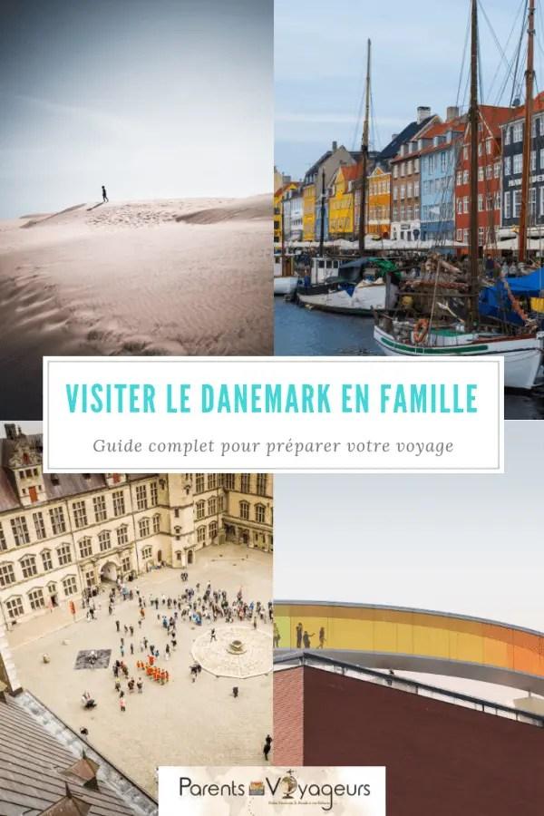 visiter le danemark en famile que voir:que faire avec des enfants