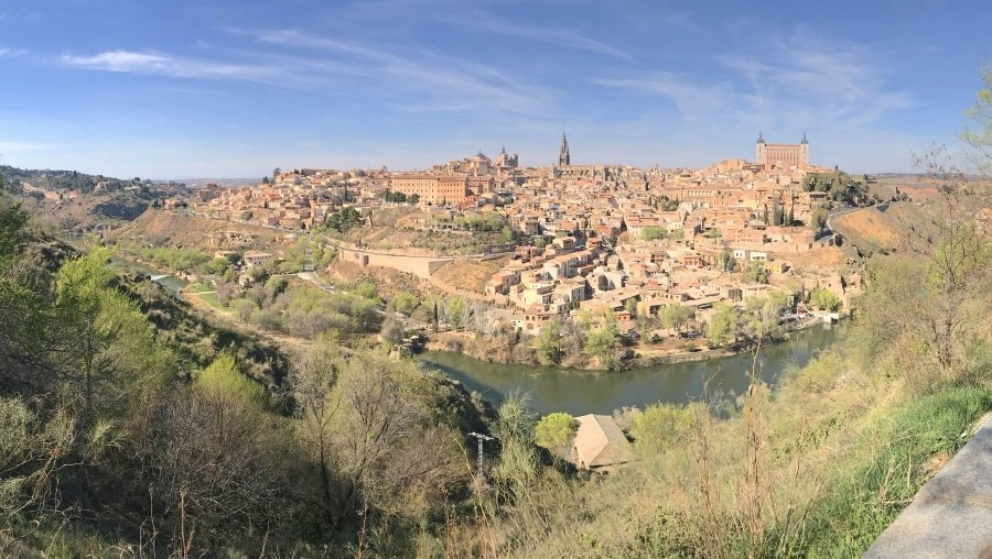 visiter Tolède, les meilleurs points de vues