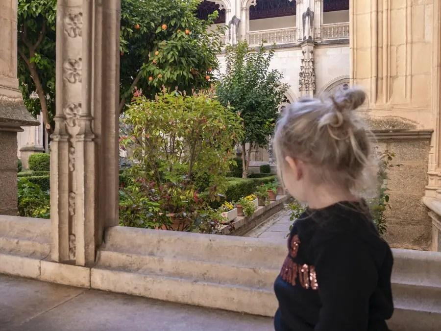 Visiter Tolède et les environs avec des enfants