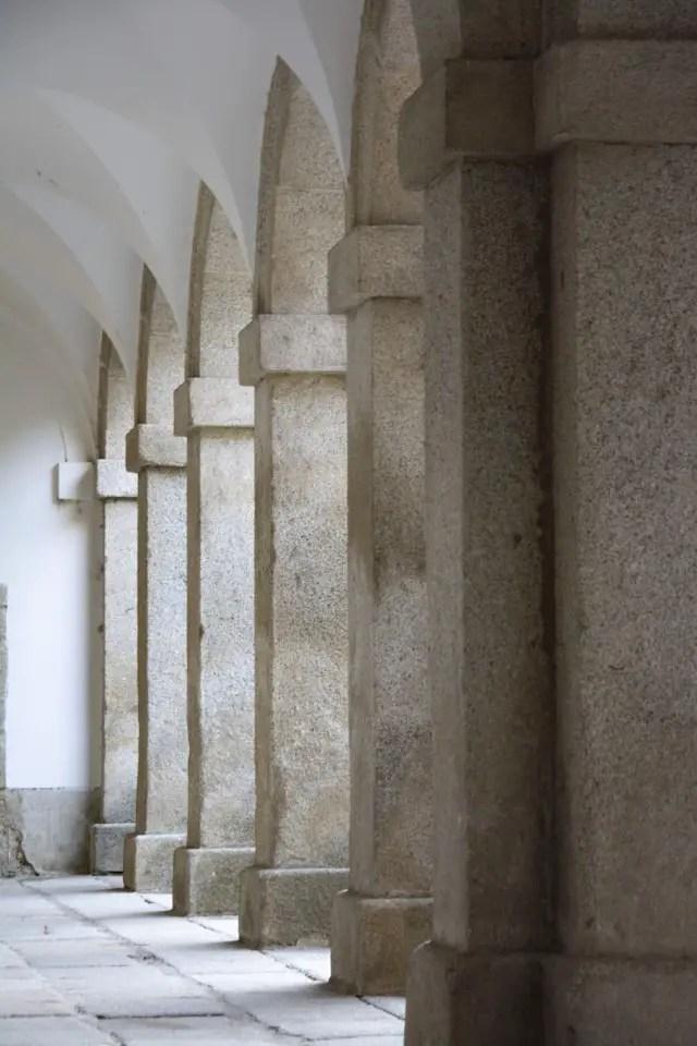 Que faire à El escorial, jardin du monastère