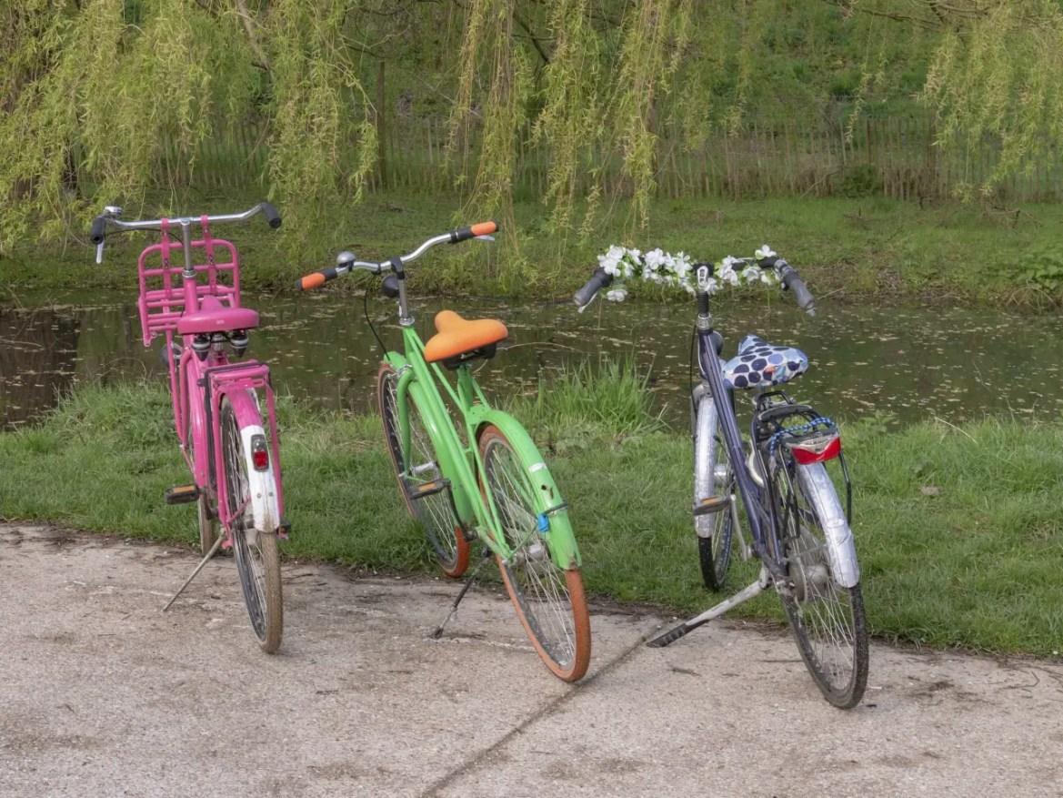 que faire à Lille en famille la citadelle en vélo hollandais