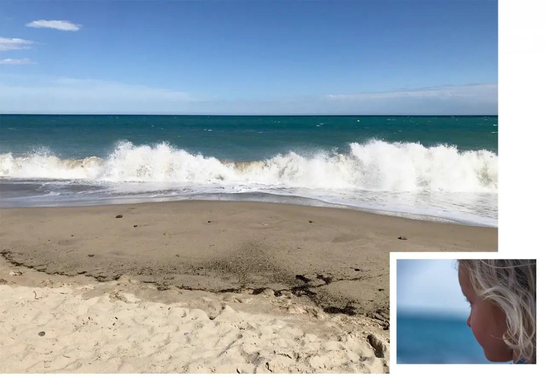 plage de la costa daurada