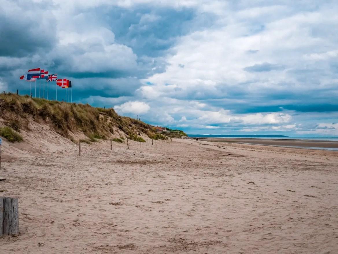 plage utah beach