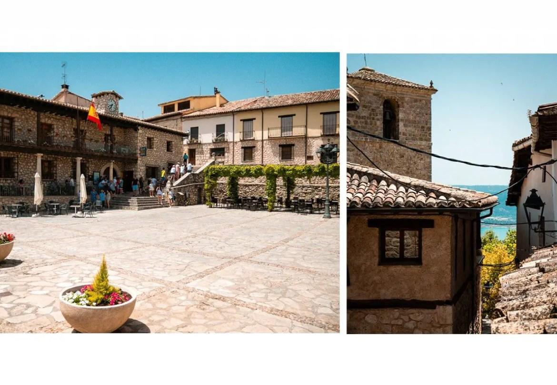 Alocen village d'Espagne