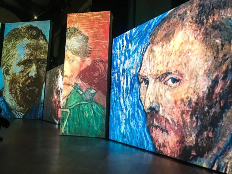 exposition van gogh alive