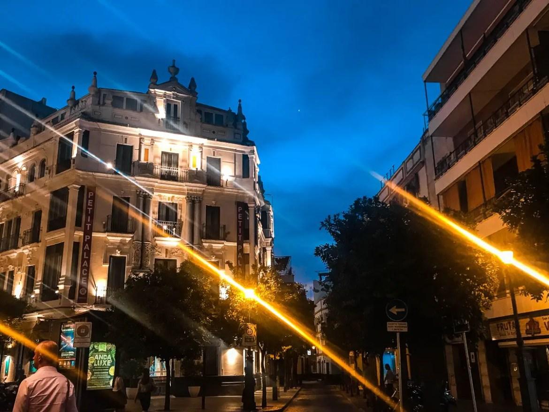 visiter Séville en 2 jours, où dormir : hôtel petit palace