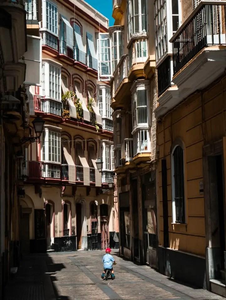 road-trip andalousie avec des enfants cadix
