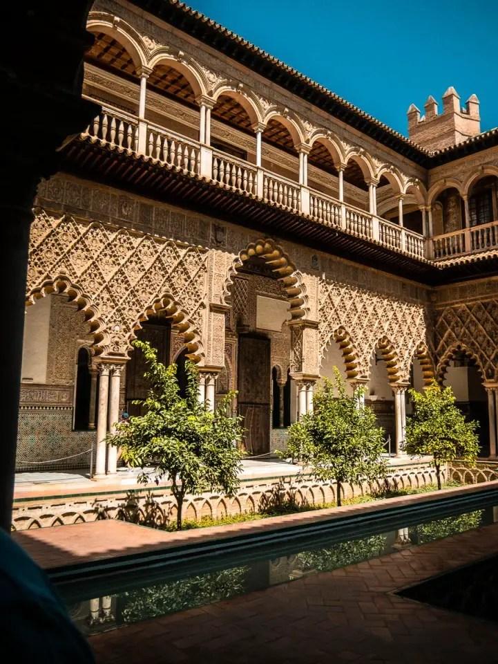 Visiter l'Alcazar de Séville avec des enfants : Visite, Infos pratiques & Réservations