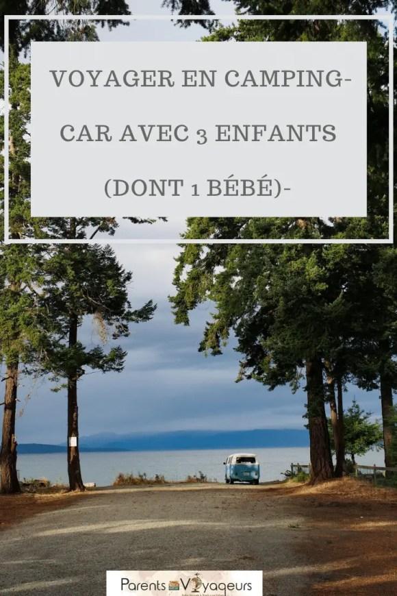 Podcast #15:  voyager en Camping-car avec 3 enfants (dont 1 bébé)- Interview de Jill