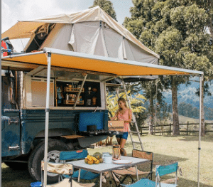 voyage en camping-car avec 3 enfants