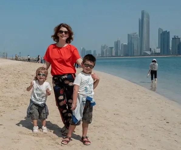 comment gerer des enfants malades durant un voyage en famille