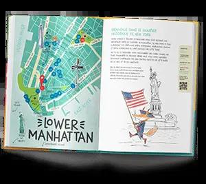 jeu de piste à new york avec les enfants