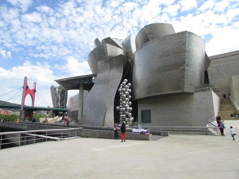 Bilbao en famille