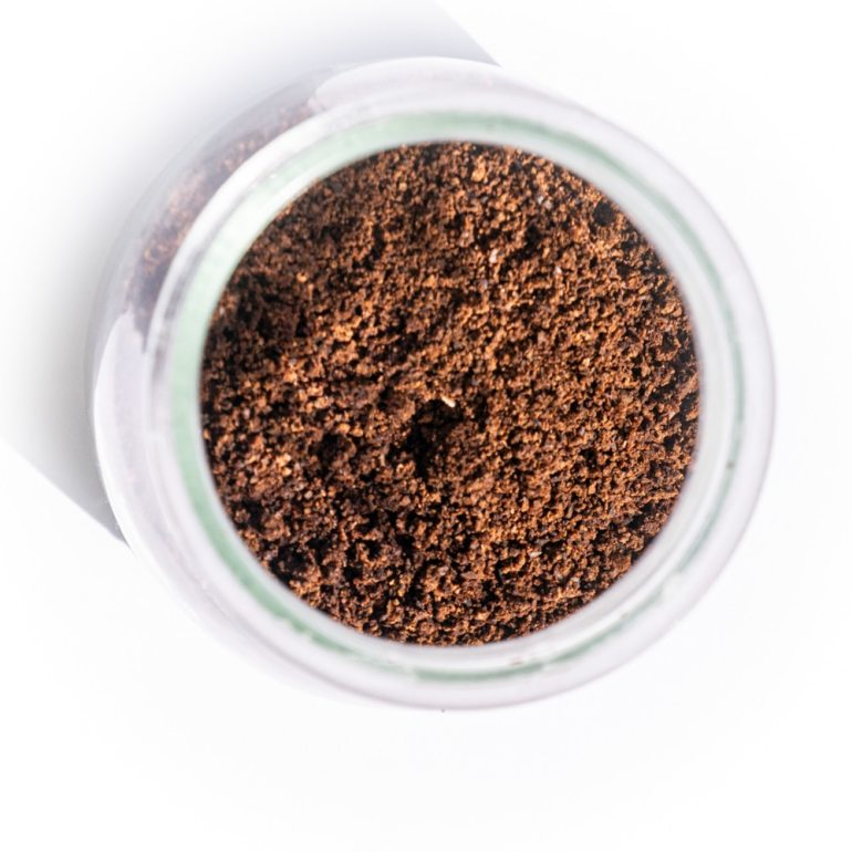 gommage marc de café