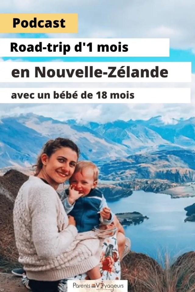 Road-trip en Nouvelle-Zélande avec bébé