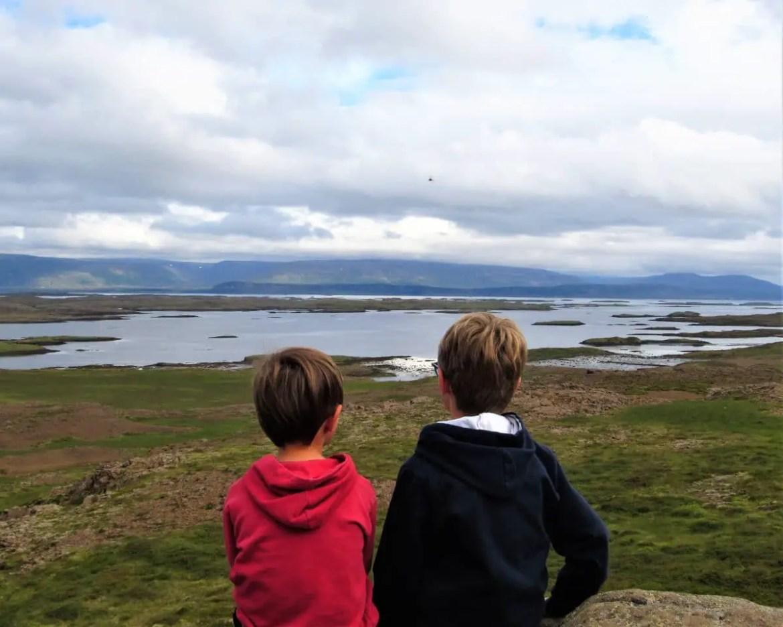 Islande avec enfants