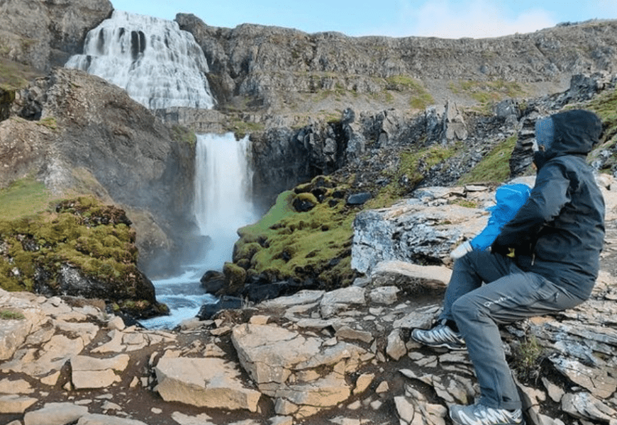 Islande avec bébé