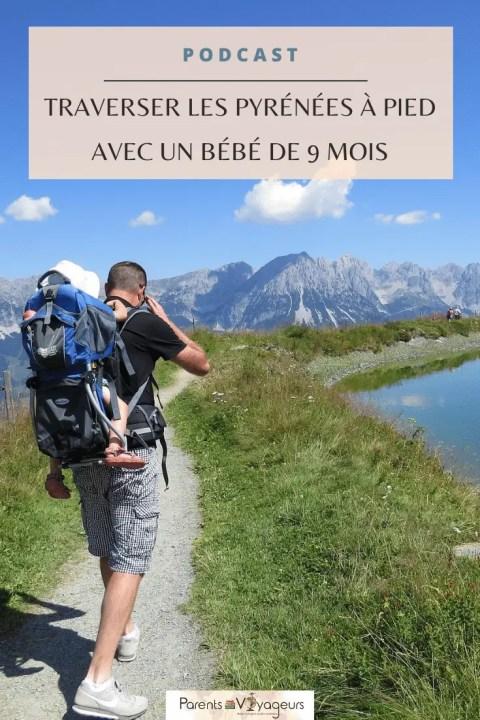 Pyrénées avec bébé - Pinterest