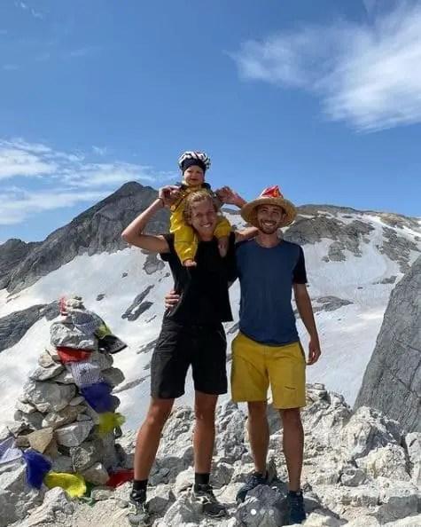Traverser les Pyrénées à pied avec un bébé de 9 mois #podcast70