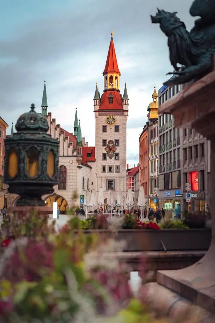 Europe de l'Est par la route - Munich 2