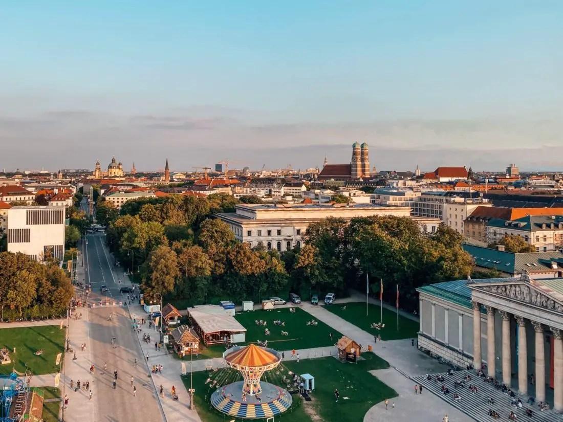 Europe de l'Est par la route - Munich 3