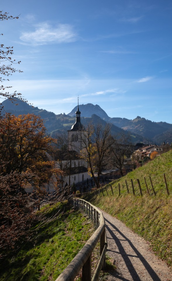 Europe de l'Est par la route - Suisse