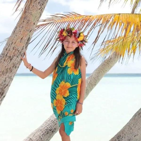 Tour du monde enfants - Nina