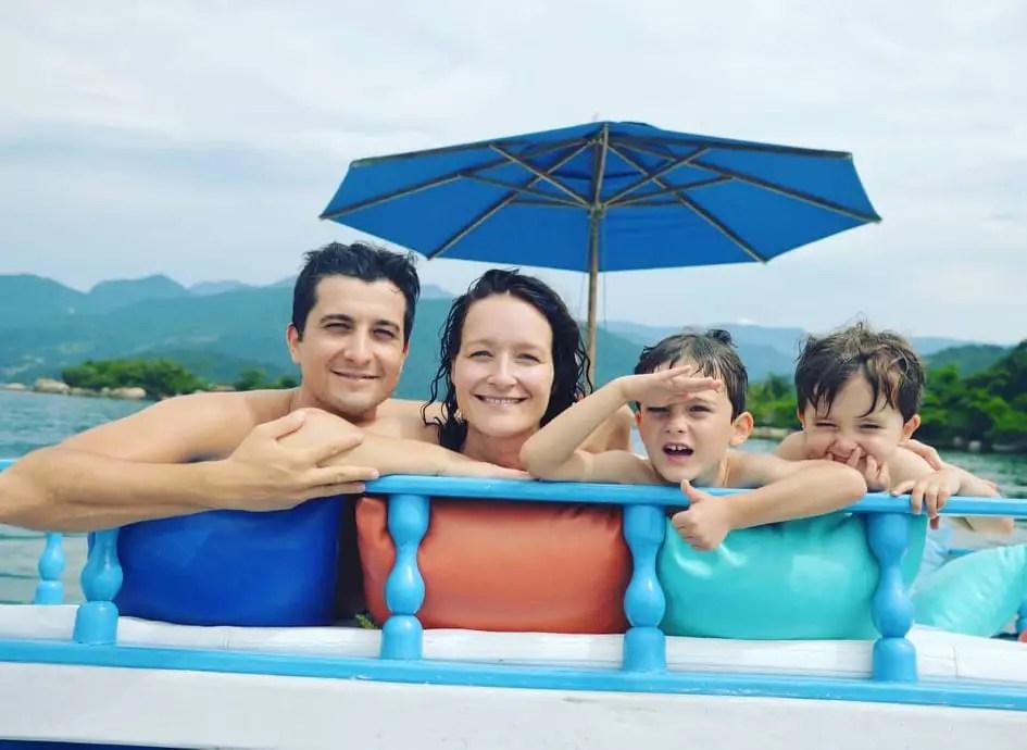 vivre au brésil en famille