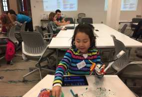 Coding outside the lines: CoderDojos get kids psyched about programming by turning them loose