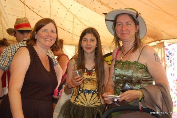 Kara, Tattooed Mummy's teen and Tattooed Mummy