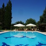 Corfu Club Apartment Hotel, a gorgeous find!