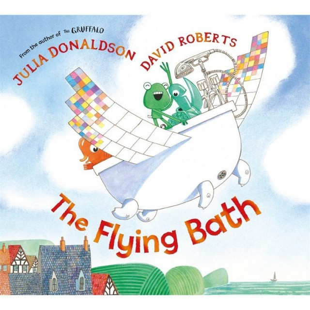 Julia-Donaldson-The-Flying-Bath-Hardback