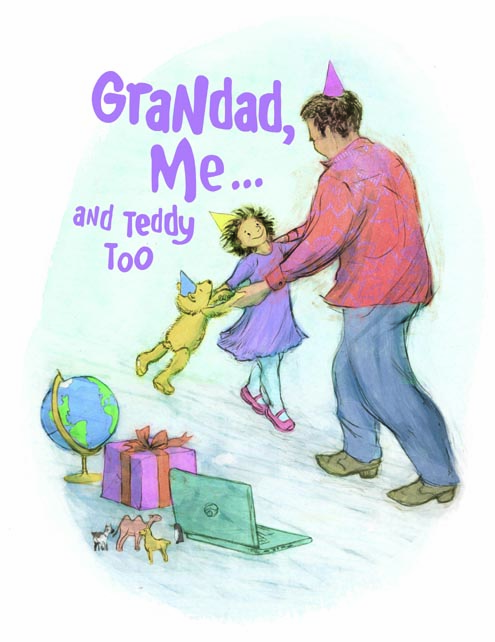 Grandad, Me and Teddy Too_Polka Theatre Press