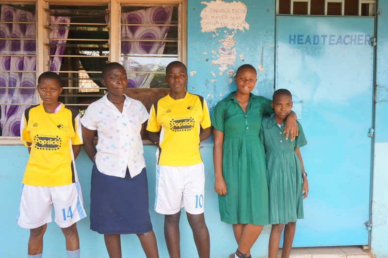 Comic Relief at Kisumu Youth Football Association -17