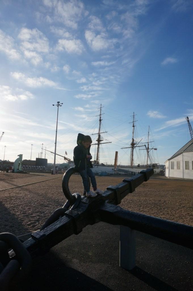 Chatham Dockyard Review