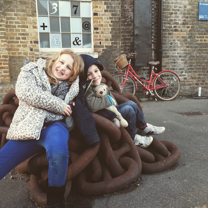 Our Day Out At Chatham Dockyard, Kent-20